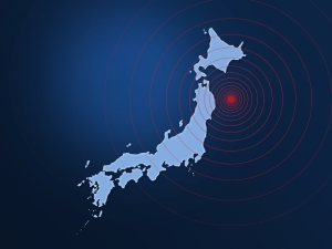 Earthquake in Japan on March 11th, 2011